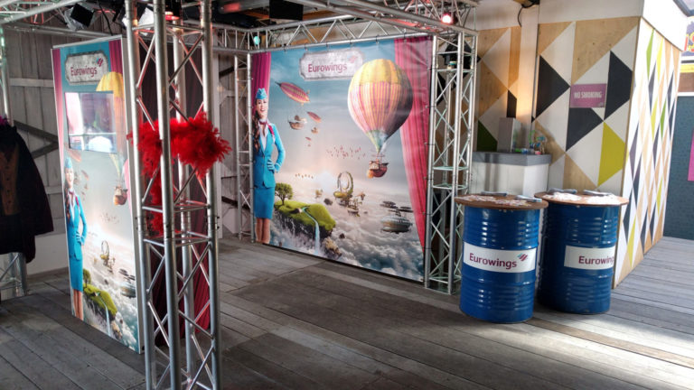 Eurowings - Experiential Launch Campaign