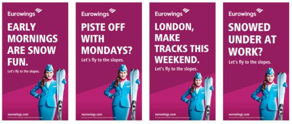 Eurowing Ski experience image 1