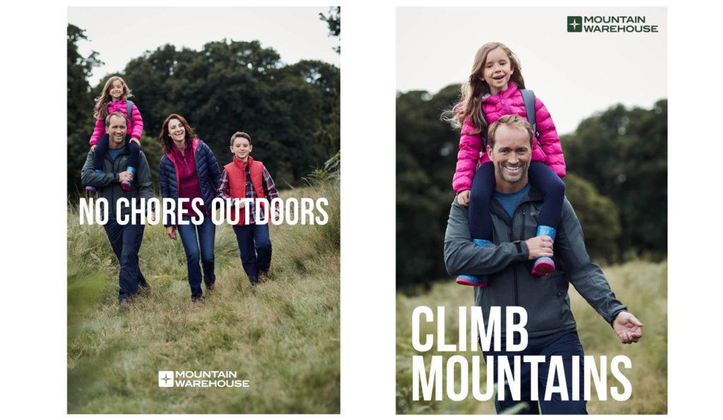 Mountain Wearhouse ad 1