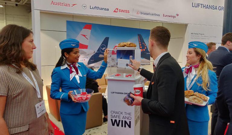 Lufthansa - B2B Trade Show