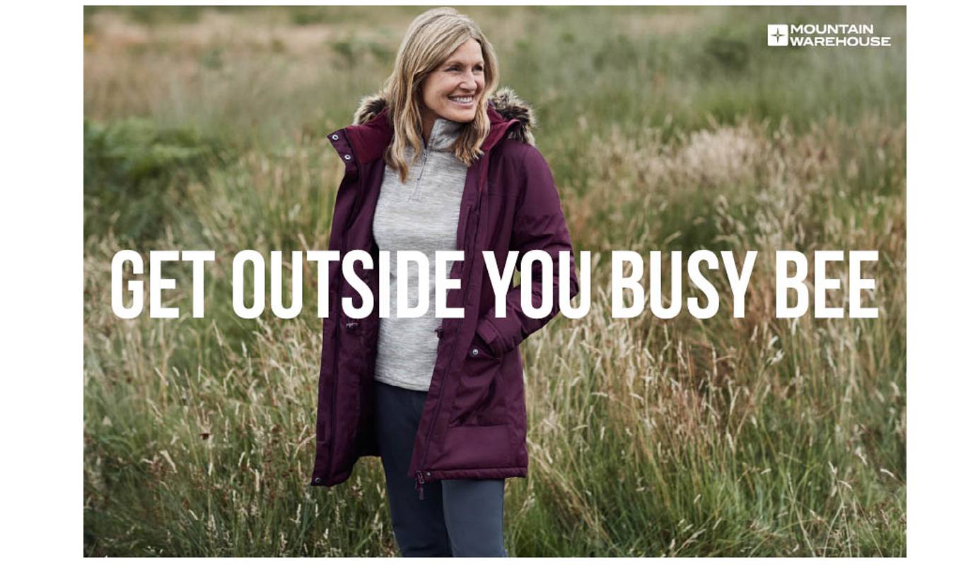 Mountain Warehouse - Retail Campaign
