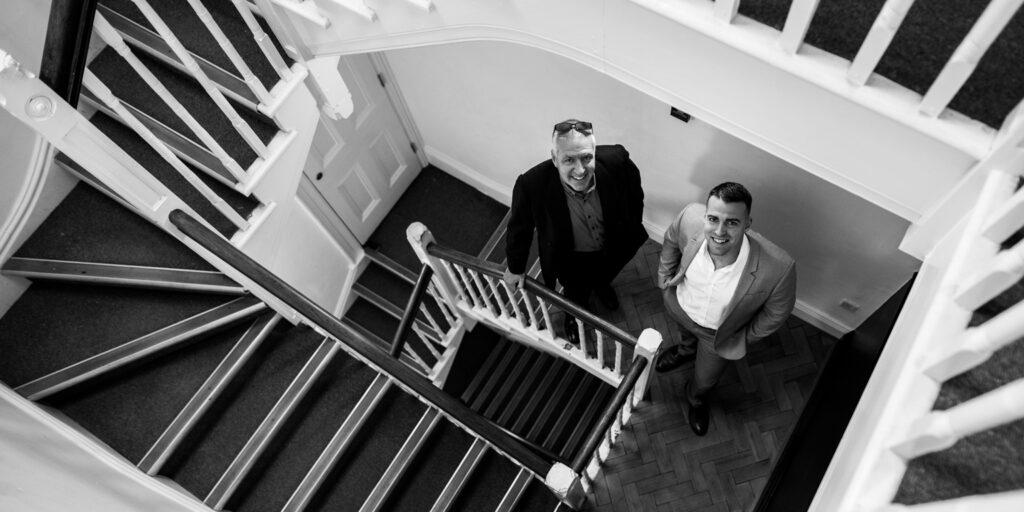 SWC Co-Founders, John and Simon Cristal